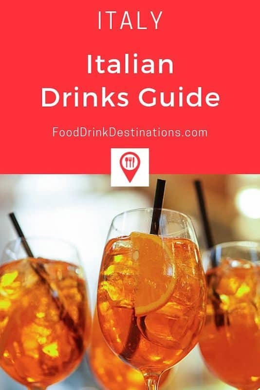 Italian Drinks Guide - What To Drink In Italy