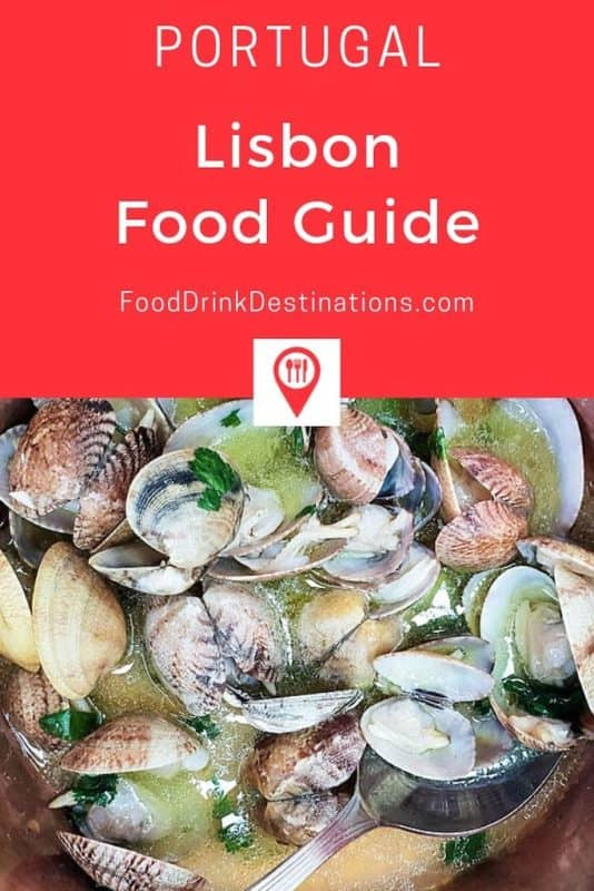 Lisbon Food Guide - What To Eat In Lisbon Portugal