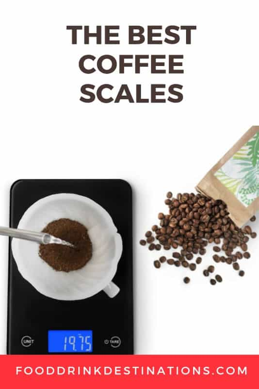 The Best Coffee Scales For Your Home