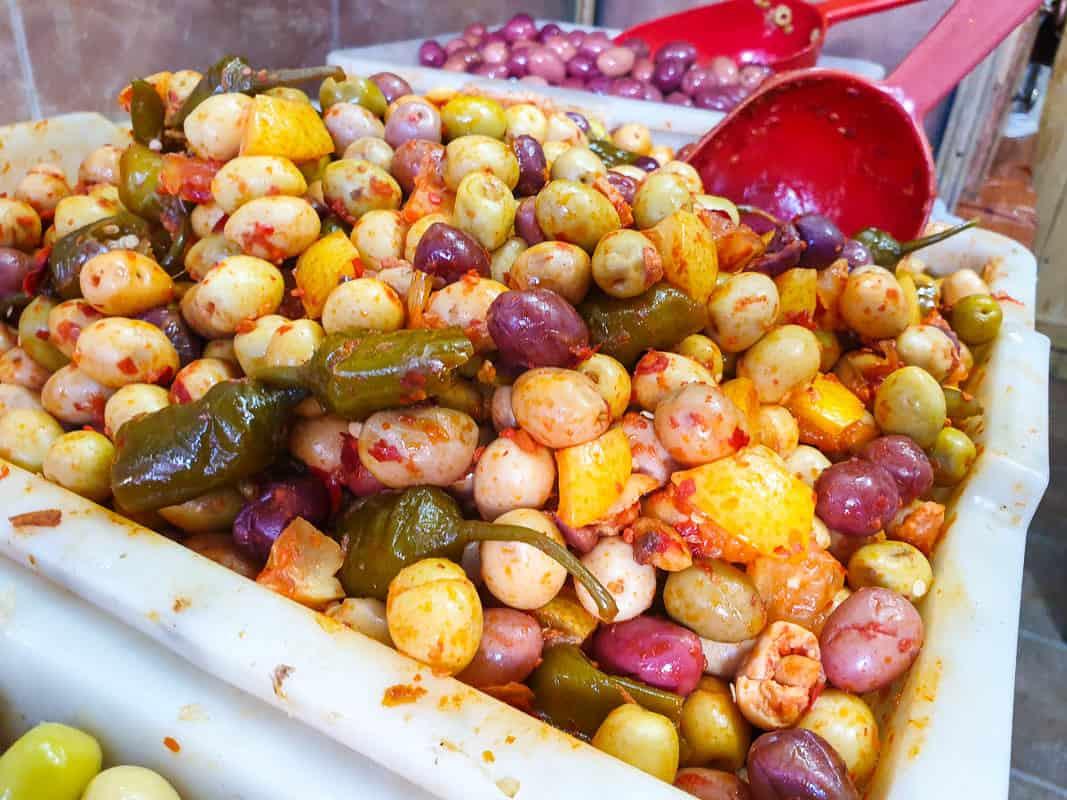 moroccan finger food