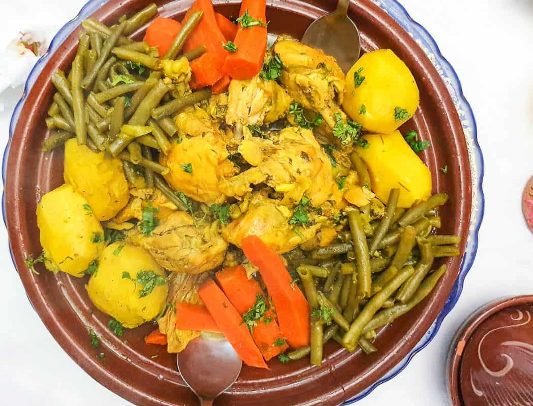 tajin moroccan cuisine