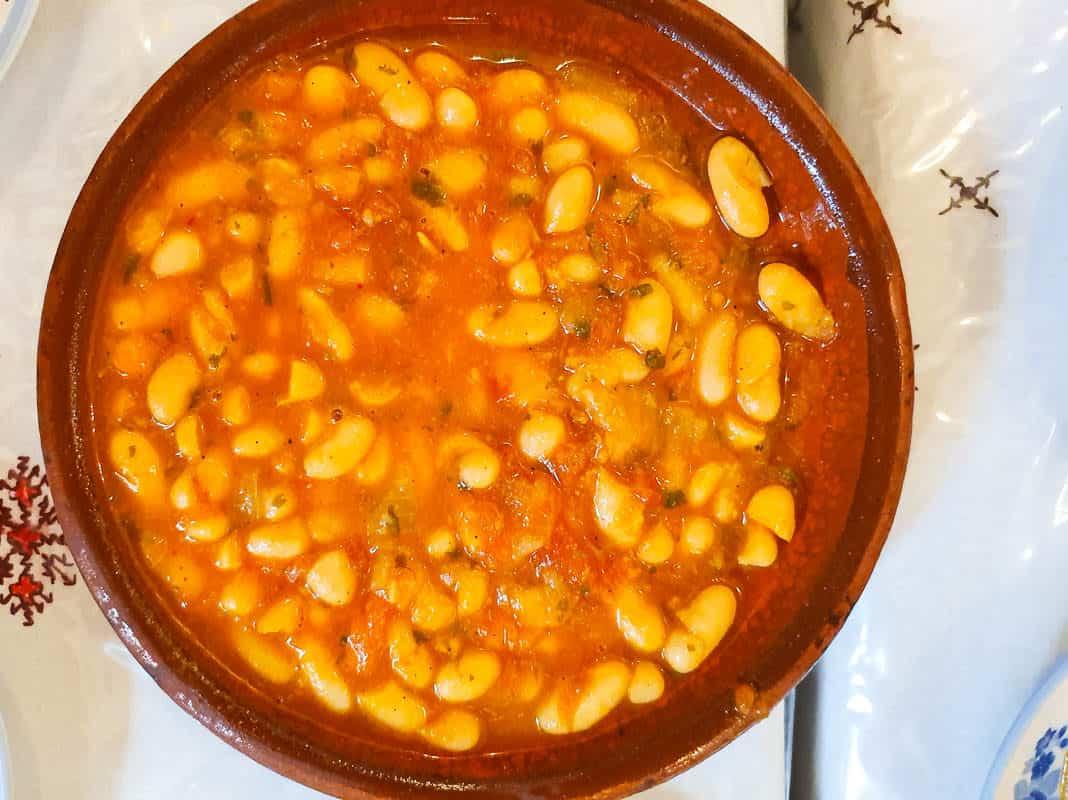 Moroccan Loubia