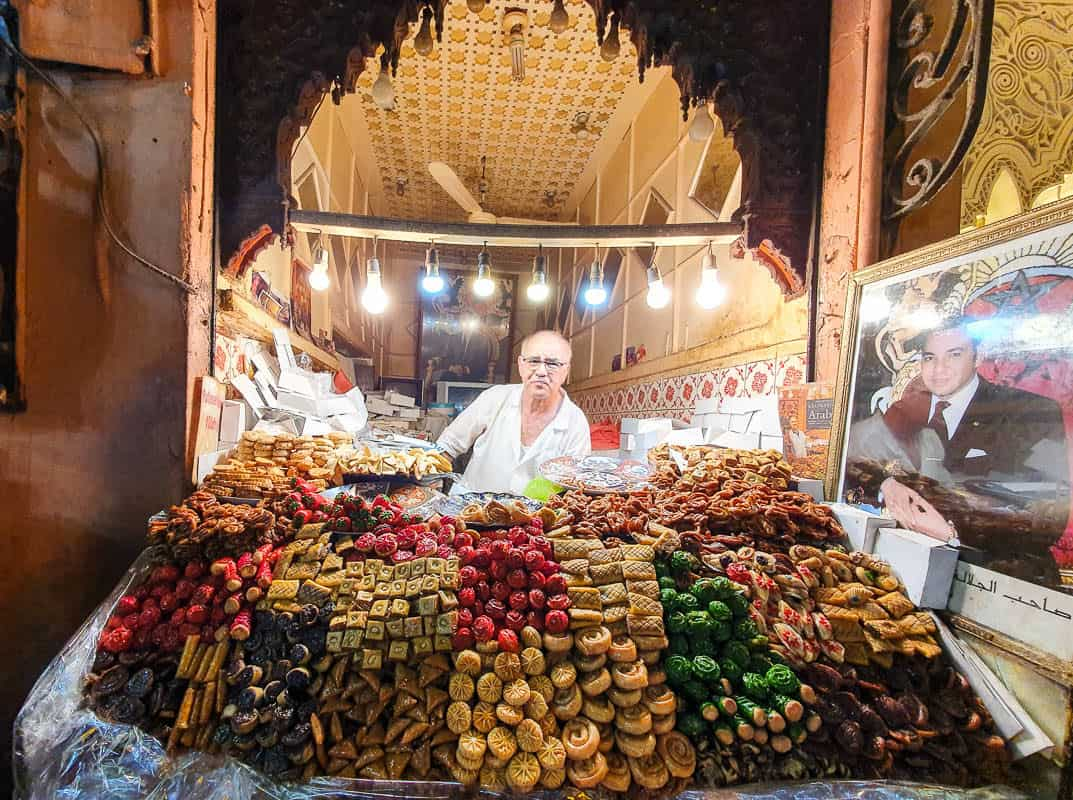 traditional moroccan desserts