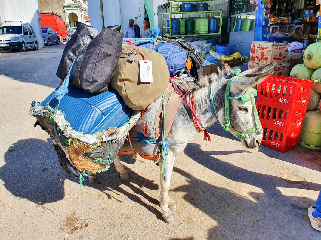 How To Pack Light For Morocco