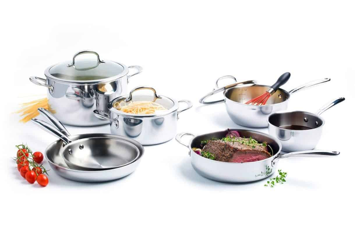 The Best Stainless Steel Cookware Sets