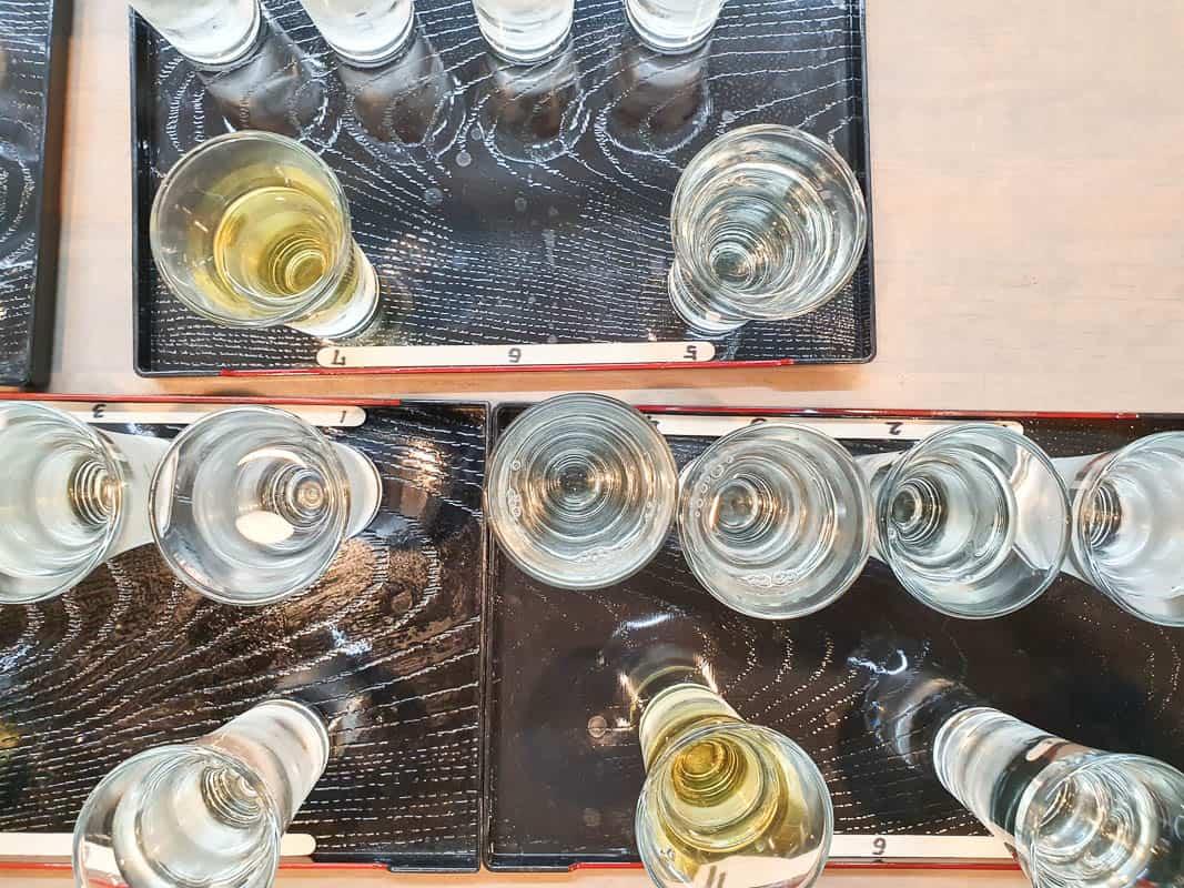 Sake Tasting Tour In Kyoto