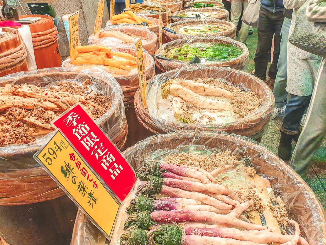 Kyoto Private Food Tours