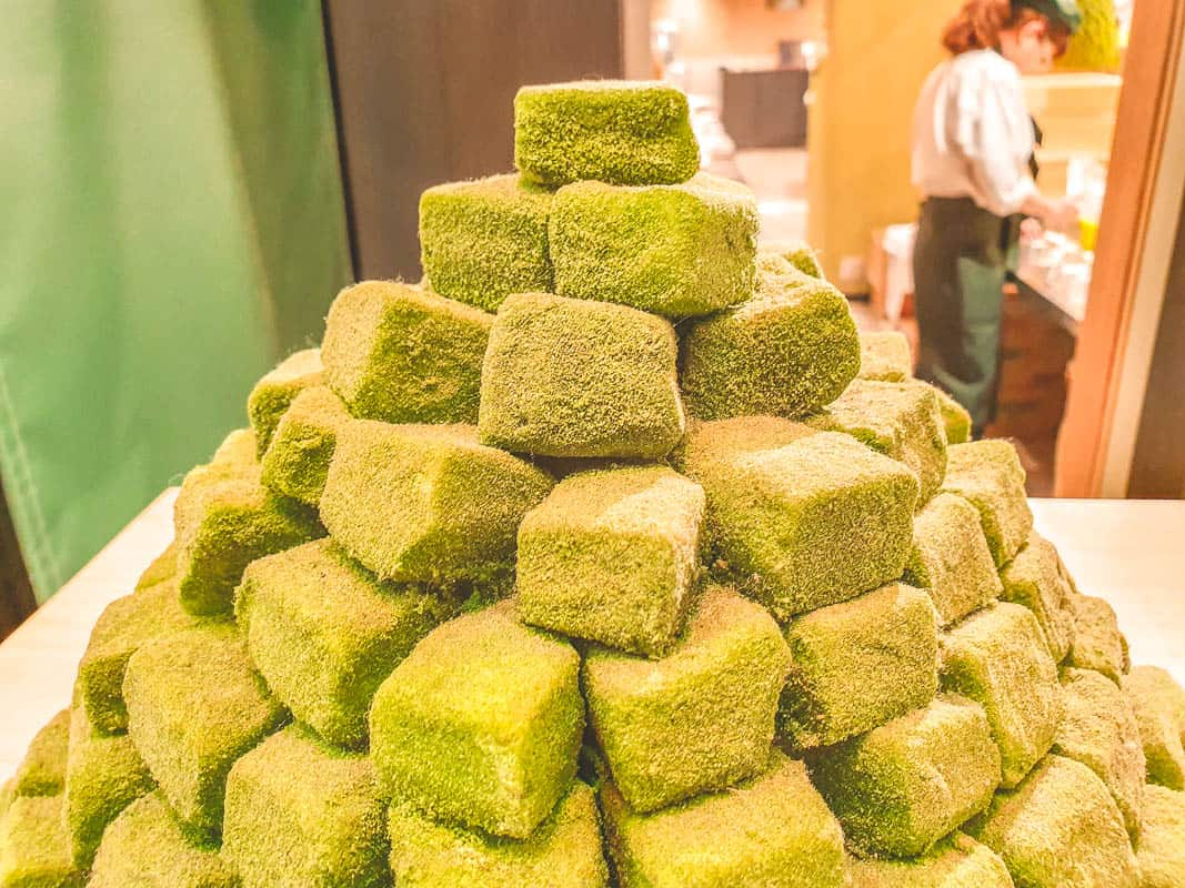 Authentic Japanese Dessert Recipes With Matcha
