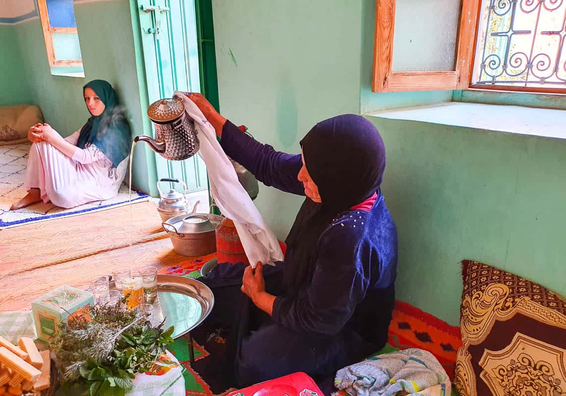 Moroccan Food Tour Experiences