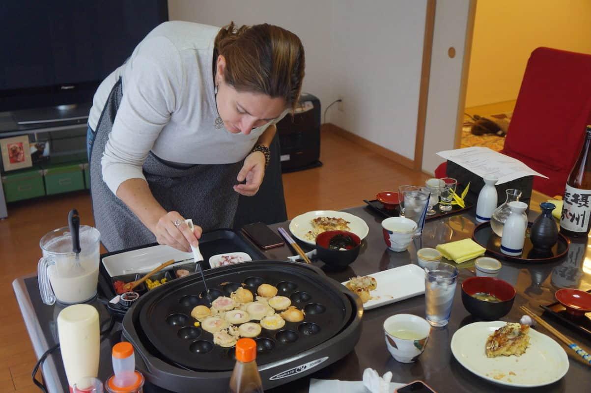 Osaka Cooking Class