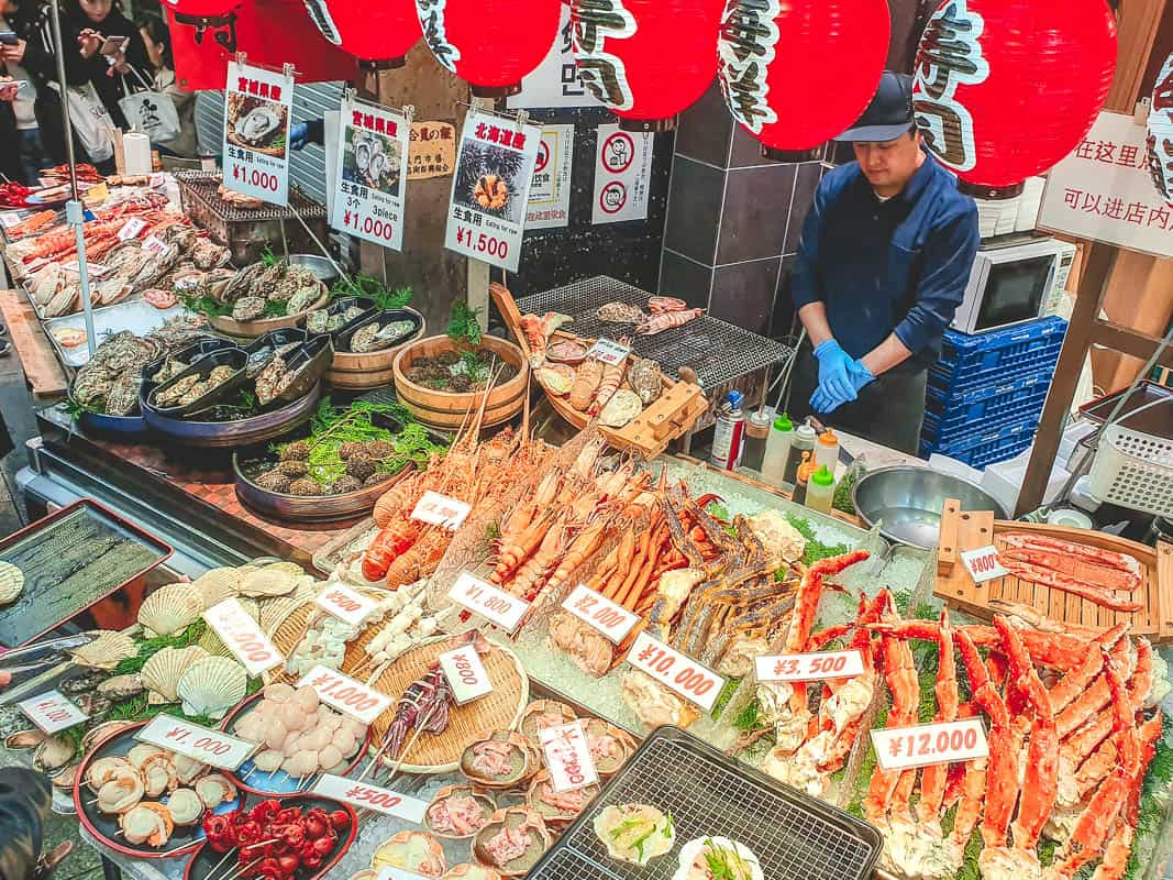 Osaka Food Tours - The 7 Best Tours For Food And Drink Travelers