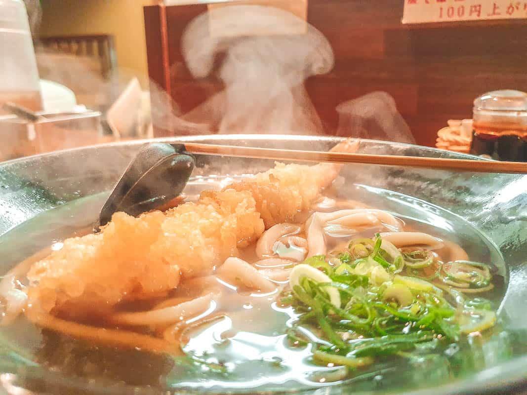 best udon in osaka