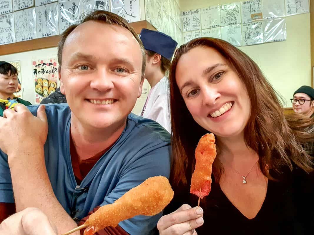 Osaka Food Guide – What To Eat In Osaka Japan