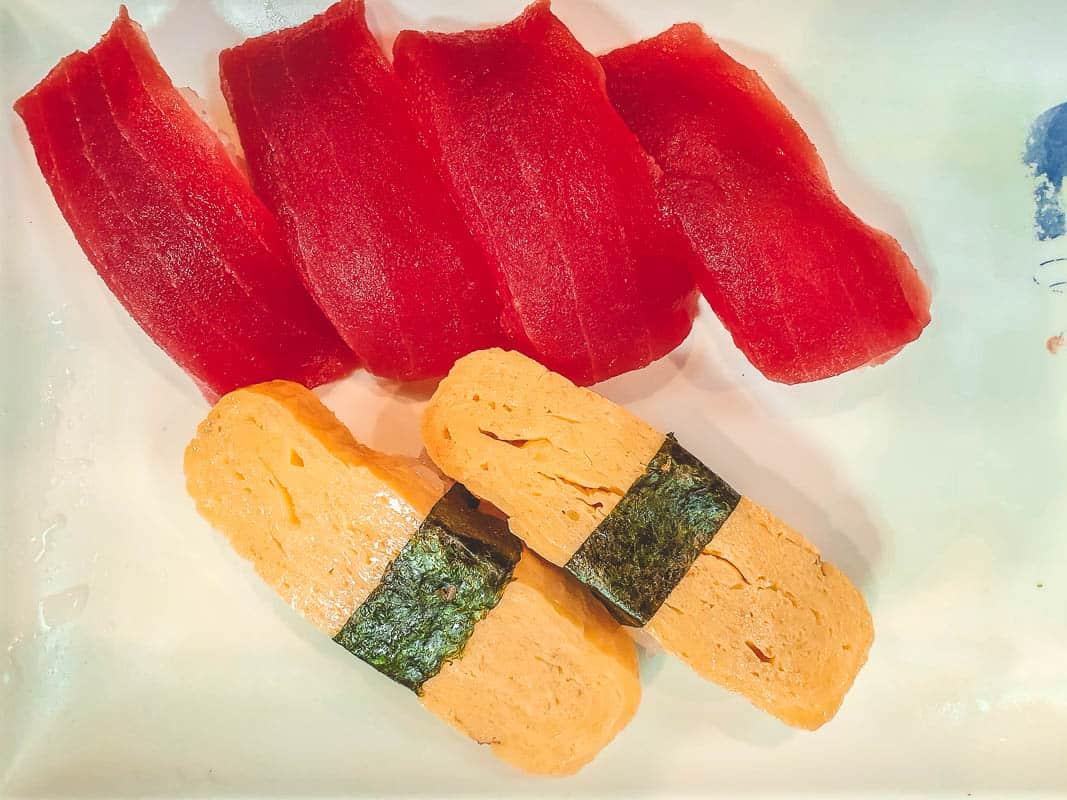Kyoto sushi making class
