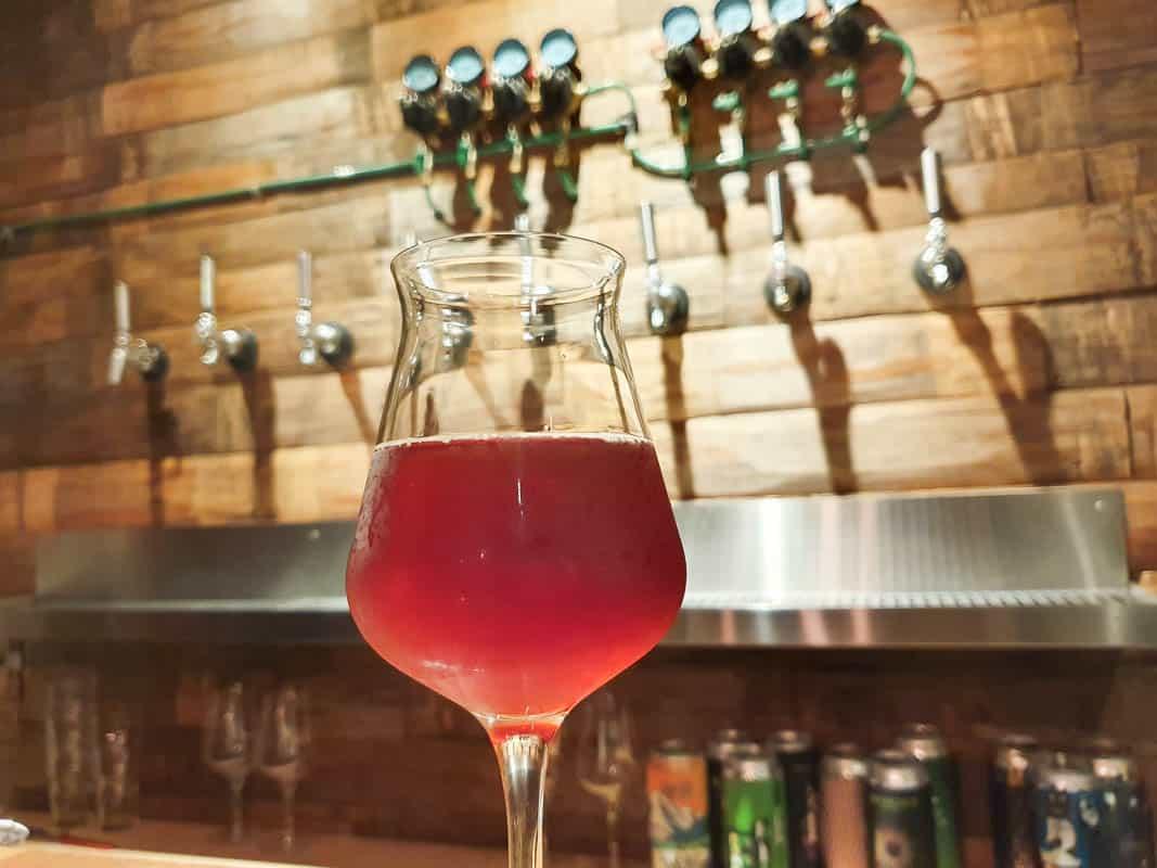 Craft Beer Marciero Osaka