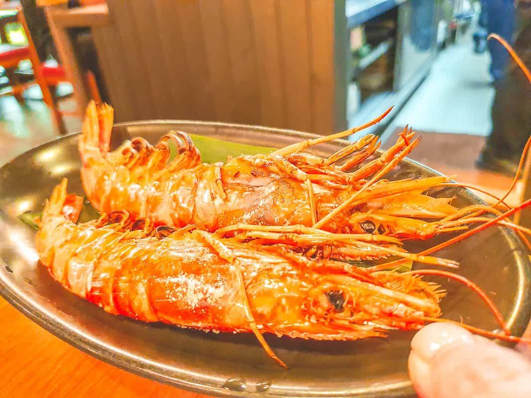sapporo seafood
