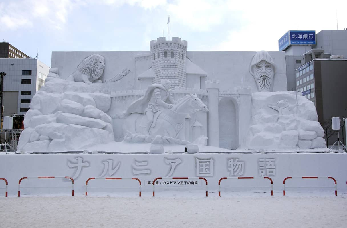 things to do in Sapporo during winter