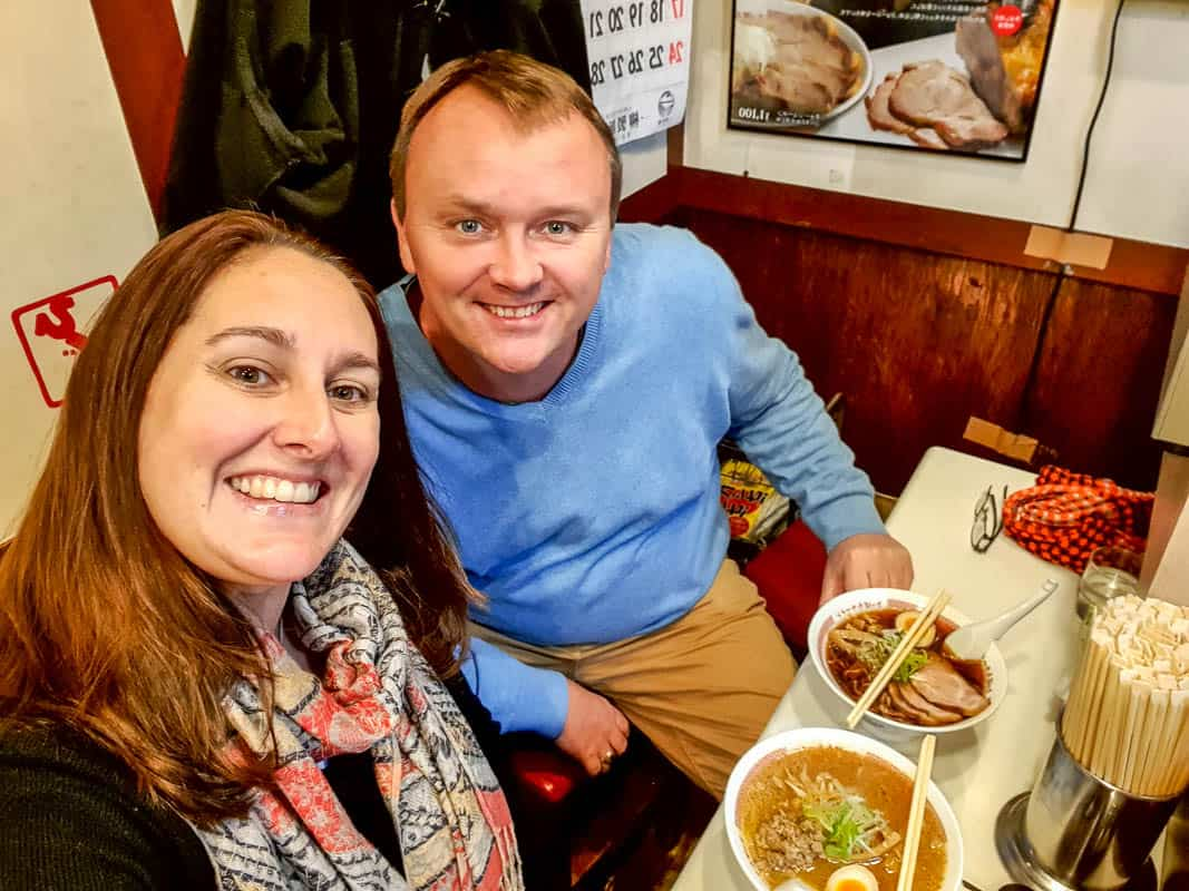 Finding The Best Ramen In Sapporo – Ramen Yokocho And More
