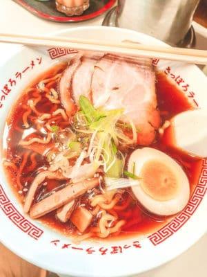Finding The Best Ramen In Sapporo – Ramen Yokocho And More