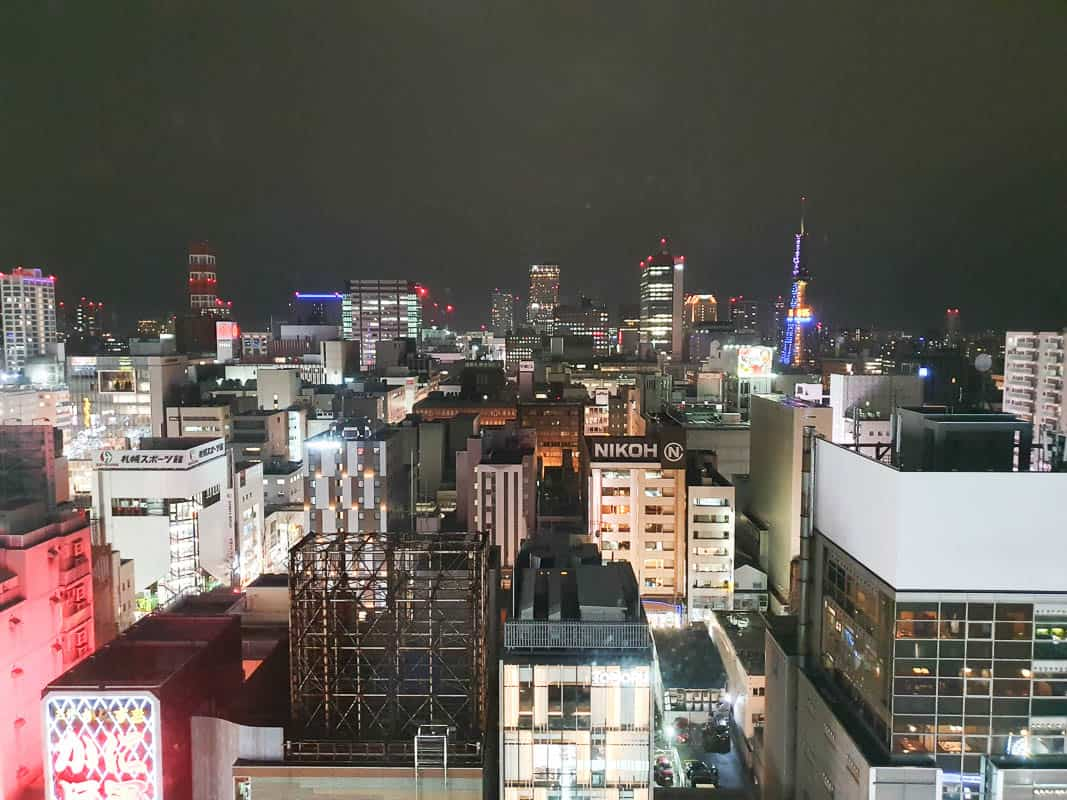Where to stay in Sapporo - Susukino