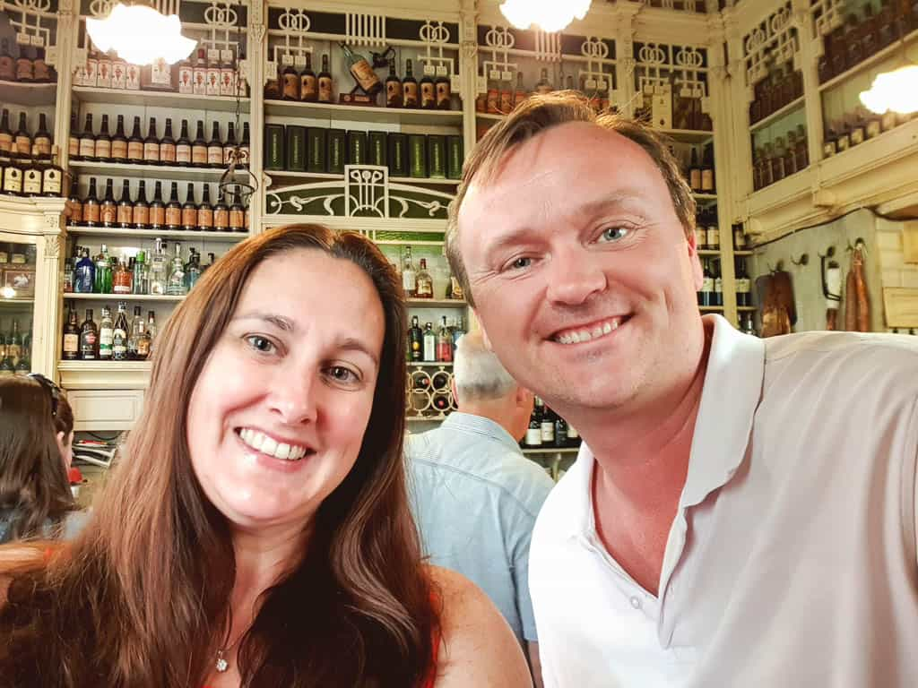 Eating At The Oldest Tapas Bar In Sevilla
