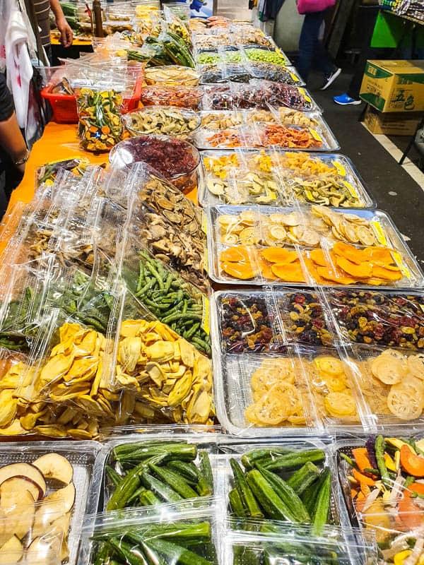 taipei city tour itinerary for foodies
