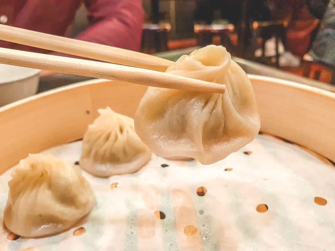 Xialong Bao Cooking Class In Taipei
