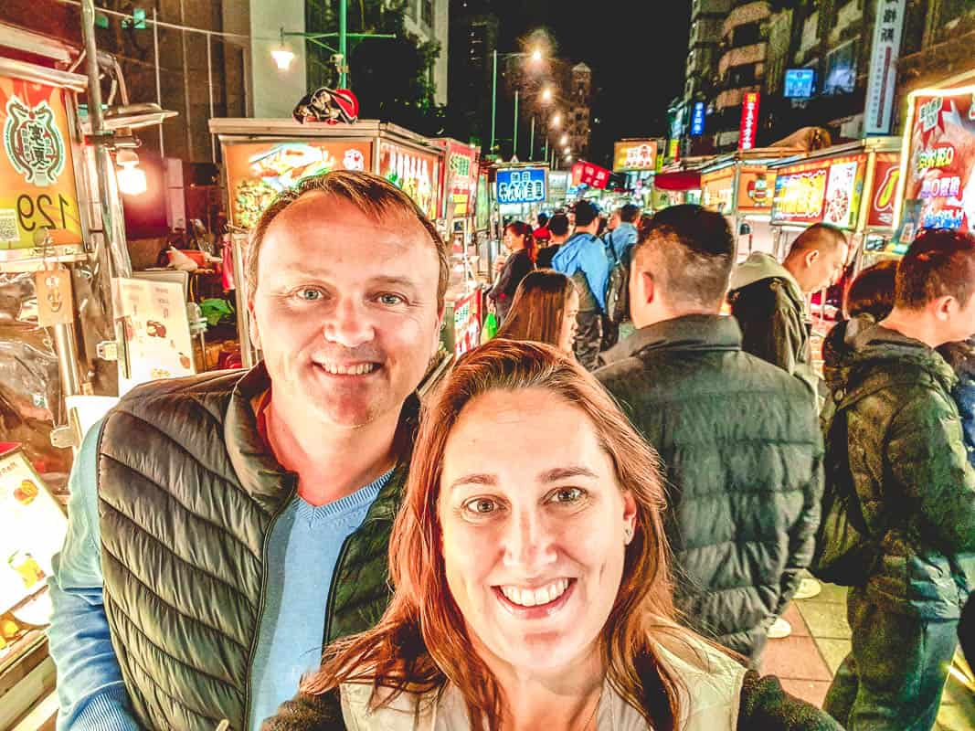 Taipei Night Market Tours