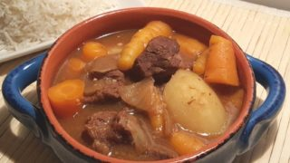 Instant Pot Japanese Beef Curry Stew