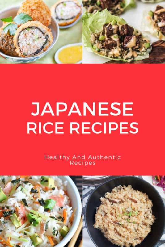 The Best Japanese Rice Recipes