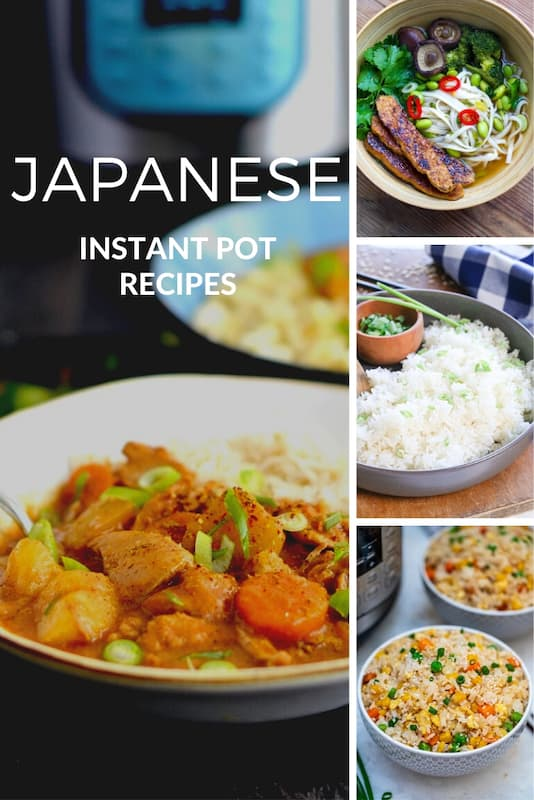 The Best Instant Pot Japanese Recipes Food And Drink Blog