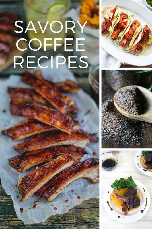 Savory Recipes With Coffee – Ideas For Cooking With Coffee