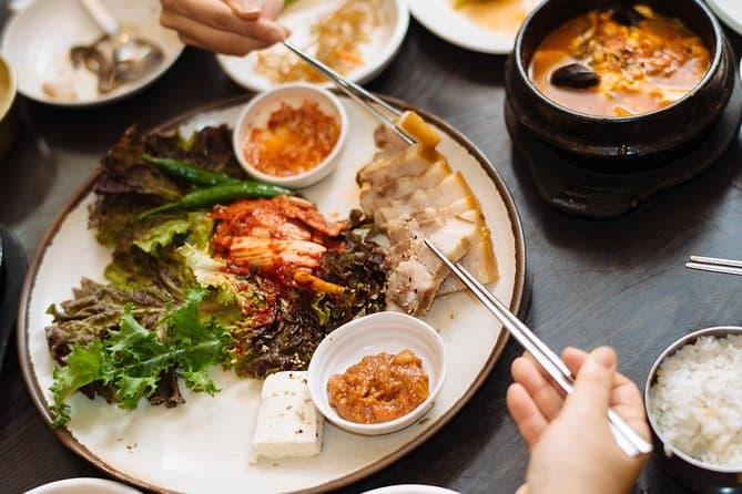 Seoul Gourmet Food Tour And Experience