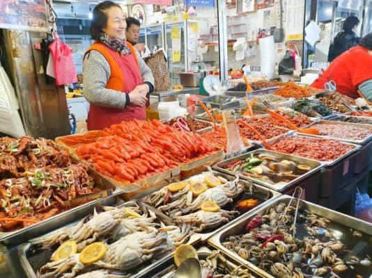 seoul korea food