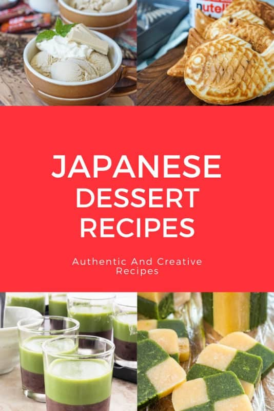 The Best Japanese Dessert Recipes