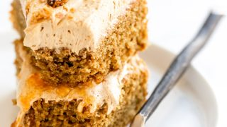 The Best Coffee Layer Cake