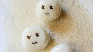 Onigiri Rice Recipe With Fun Emojis