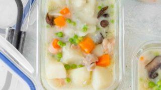 Instant Pot Japanese White Stew