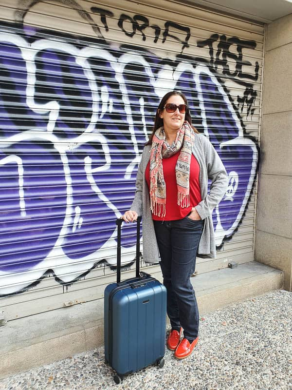 Best Hard Sided Luggage for Europe