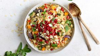 Moroccan Couscous Recipe