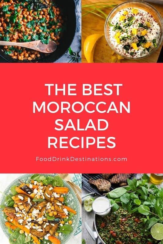 Best Moroccan Salad Recipes