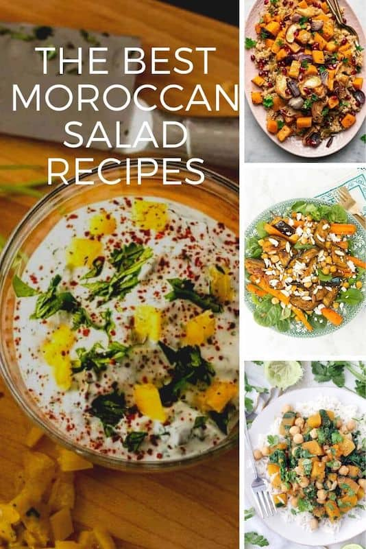 Best Moroccan Salad Recipes