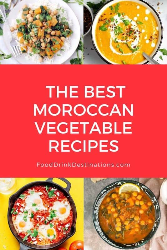 The Best Moroccan Vegetable Recipes