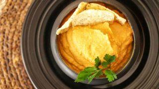 Creamy And Savory Pumpkin Hummus Recipe