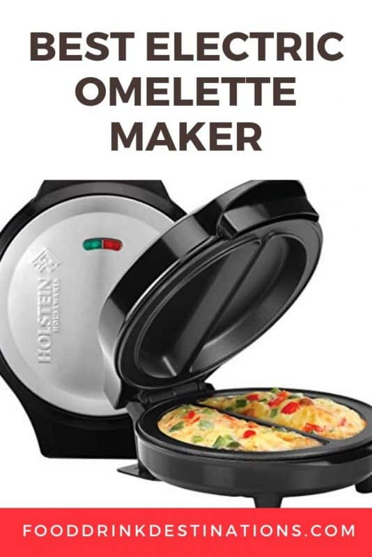 The Best Electric Omelette Maker For Home