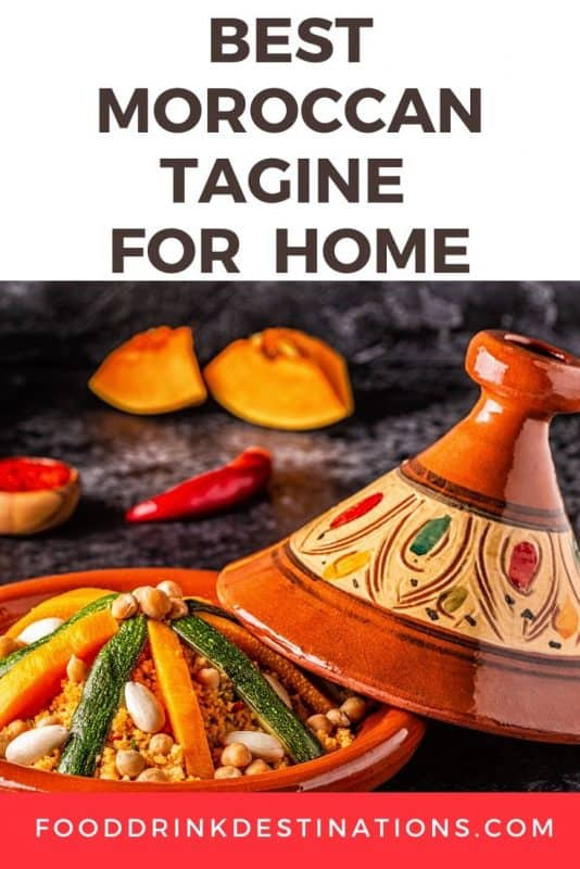 The Best Moroccan Tagine Pot For Home