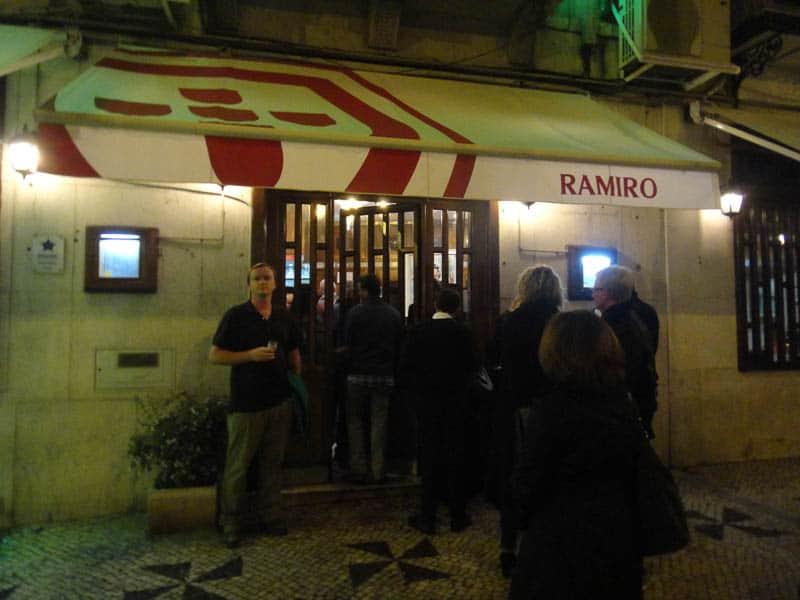 What O Ramiro Used To Look Like