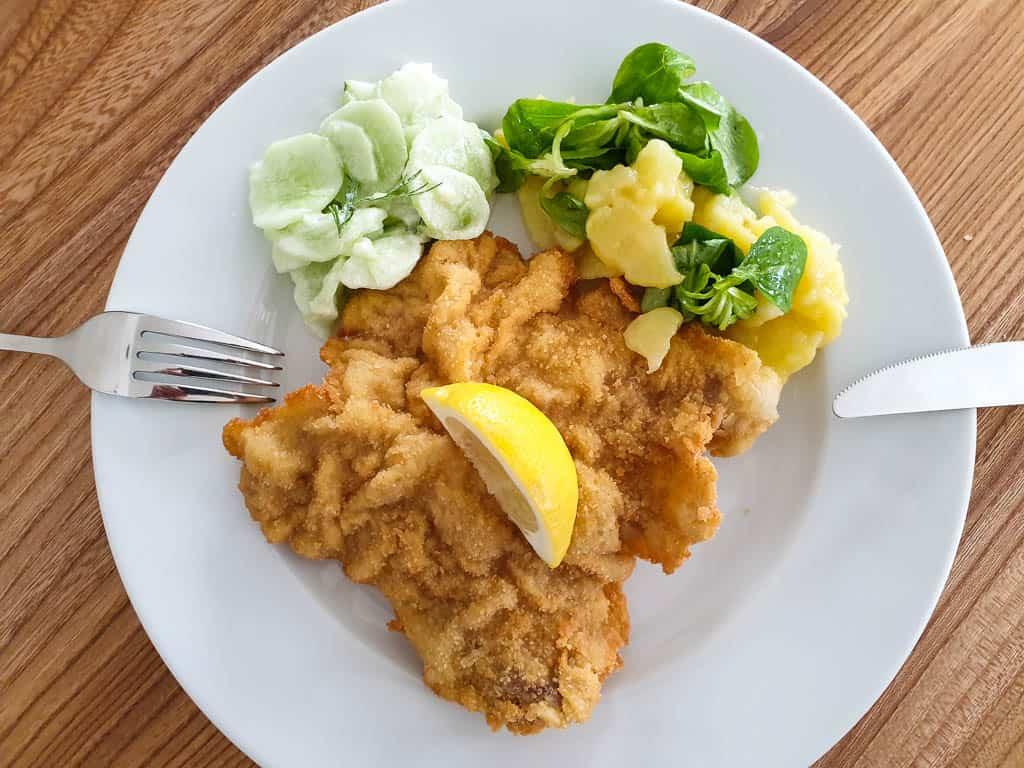 Wienerschnitzel – National Dish of Austria