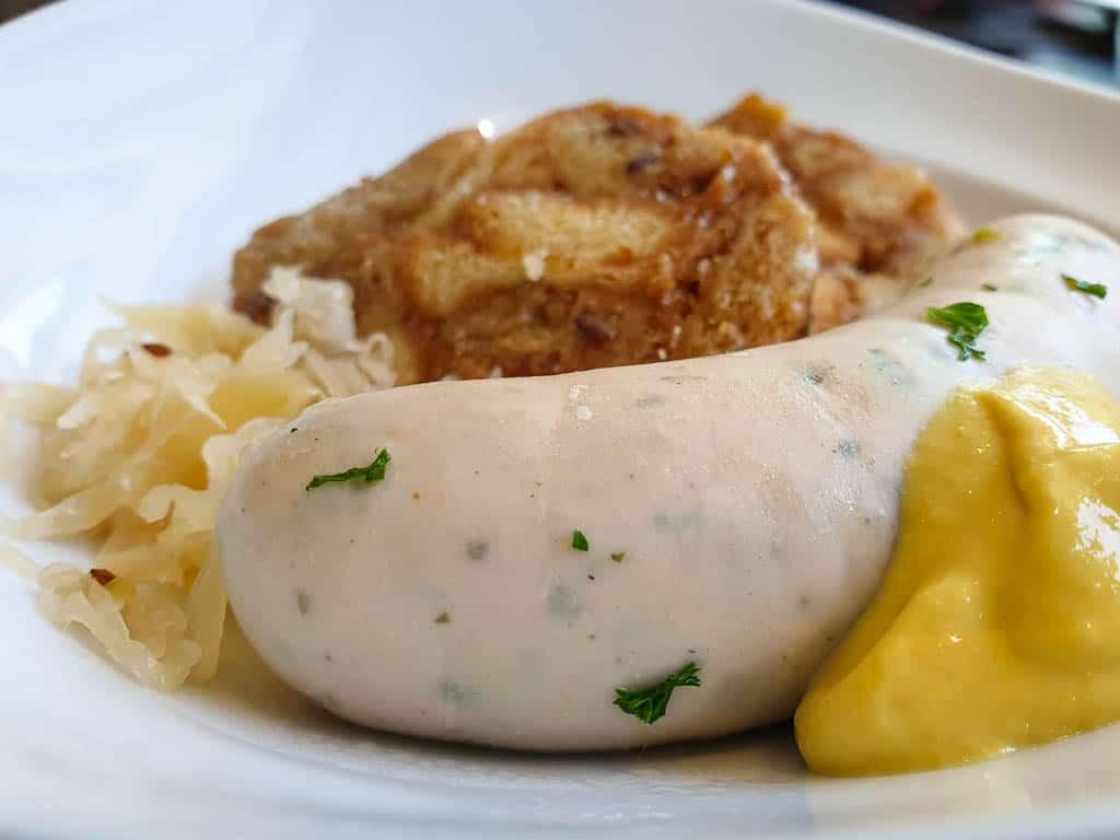 Weisswurst – Bavarian White Sausage