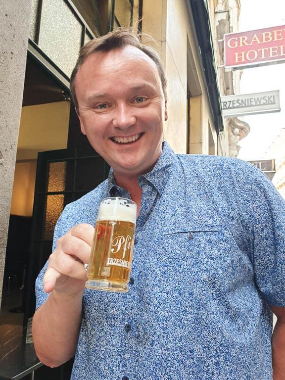 Beer sizes in Austria